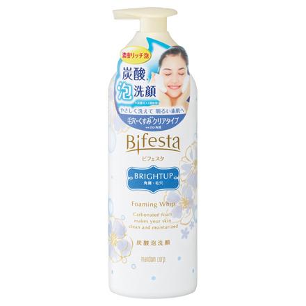 ビフェスタ/泡洗顔 ブライトアップ